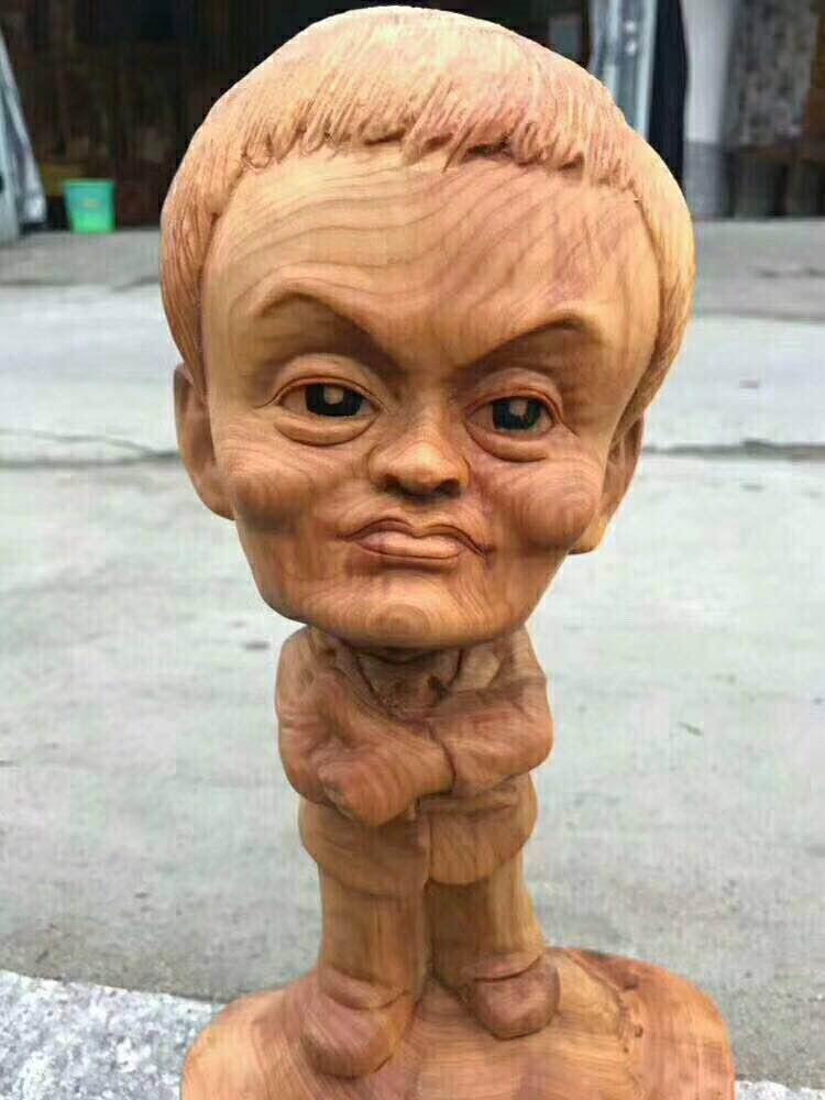 G系列立体雕刻机样品