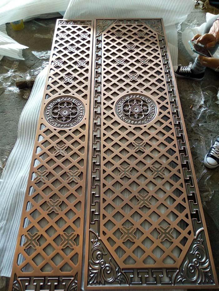 铜门窗bwin1738登陆样品